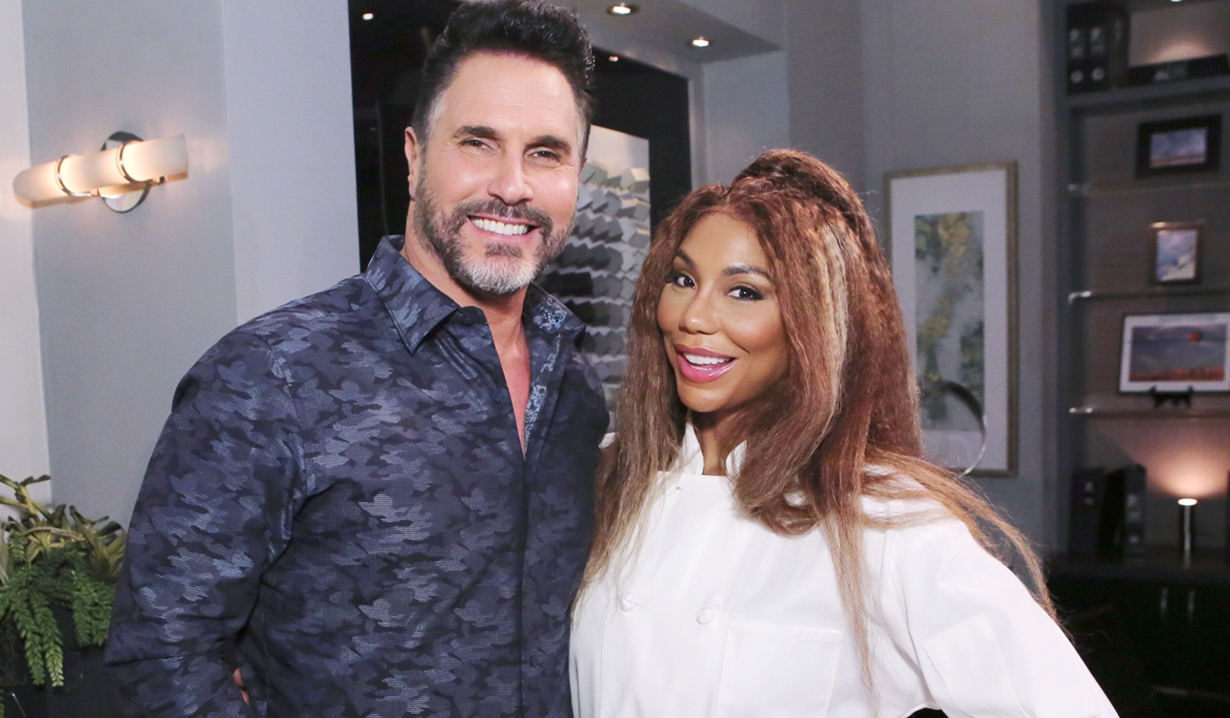 Don Diamont, Tamar Braxton B&B