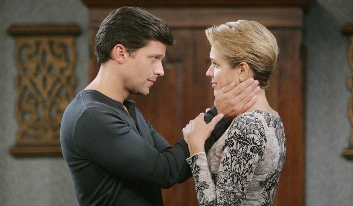Eric, Nicole engaged secret Days