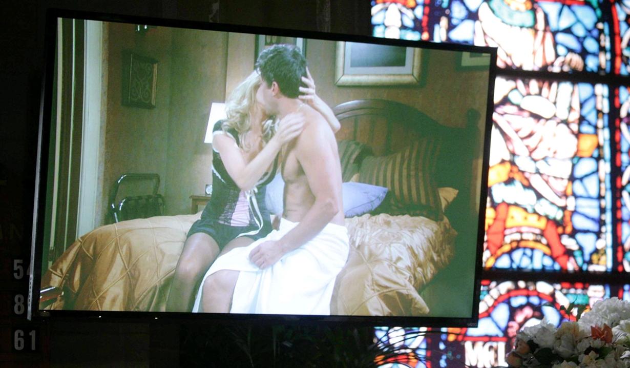 Eric rape video played at wedding Days