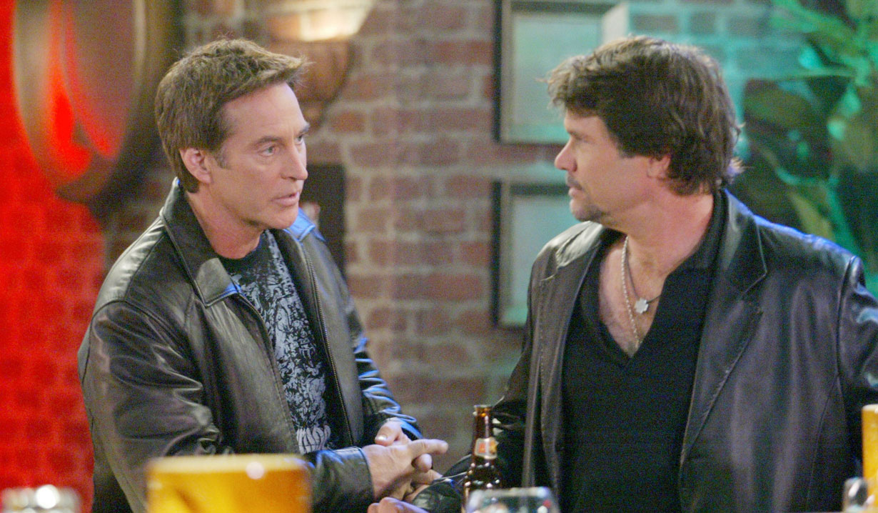 Bo and John on Days