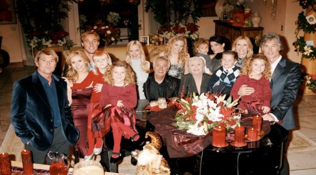Forrester family portrait