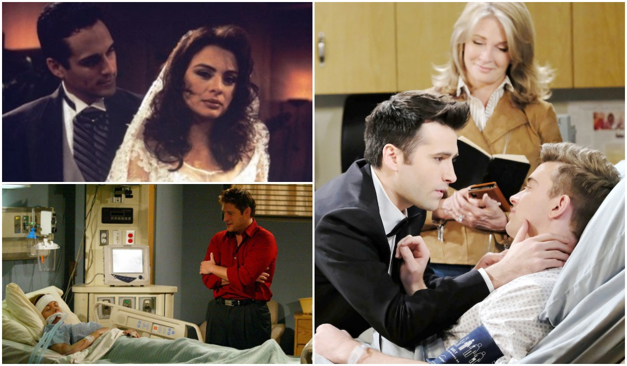 soap opera doomed couples weddings funerals