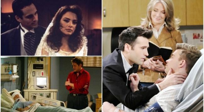soap opera doomed couples weddings funerals