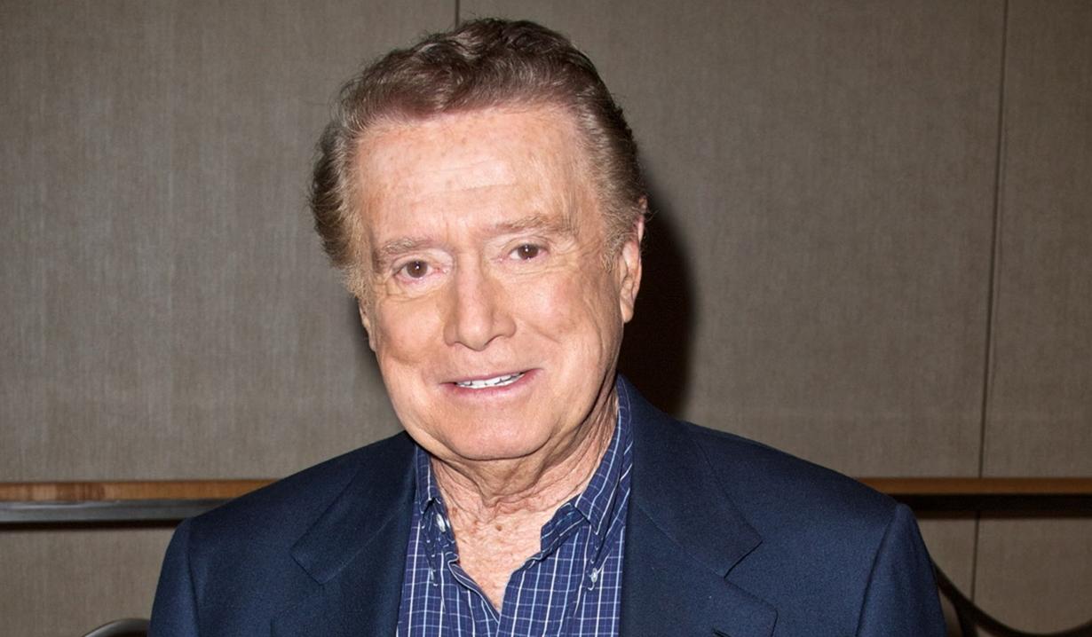 Regis Philbin obituary