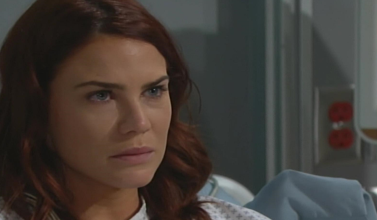 Sally's Rushed to the Hospital, Where Wyatt, Flo and Penny Learn She Had a [Spoiler]