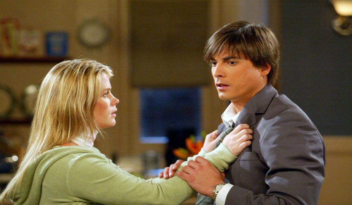 Sami drives Lucas into alcholism