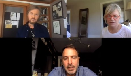 Stephen Nichols, Mary Beth Evans and Ron Carlivati talk Days