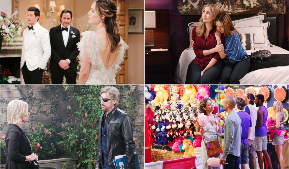 7-4-20 spoilers for bold and beautiful days of our lives general hospital young and restless