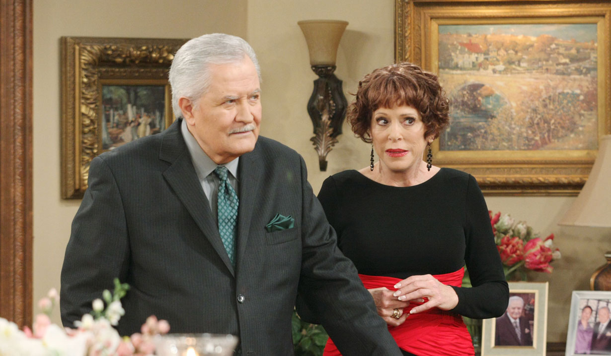 Vivian and Victor are married on Days of our Lives