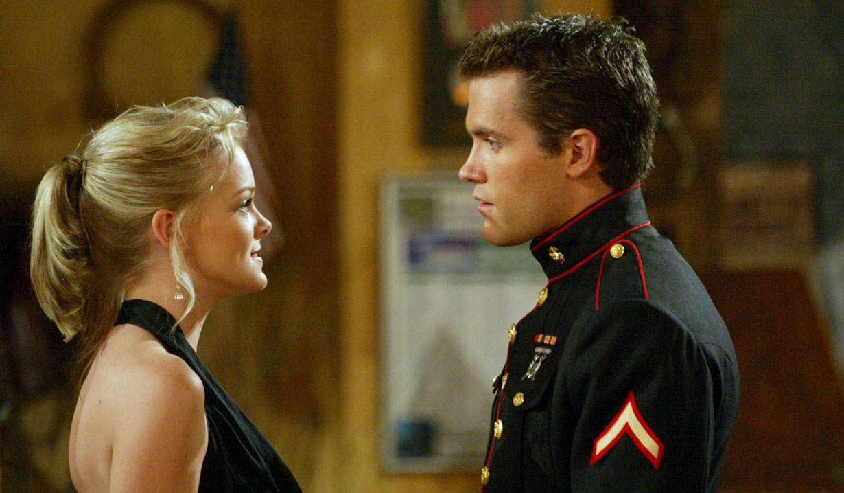 Philip and Belle Brady marry on Days of our Lives