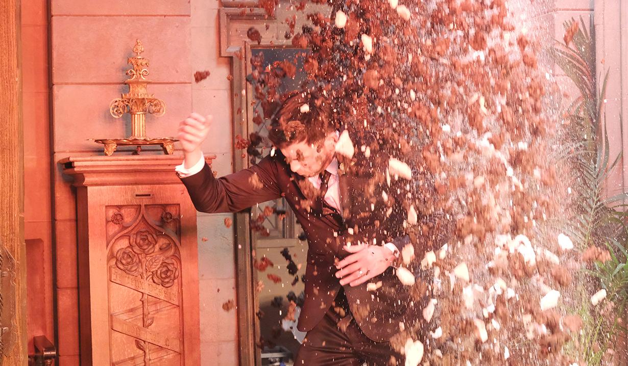 cin wedding bomb days