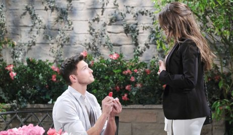 Ben proposes to Ciara Days