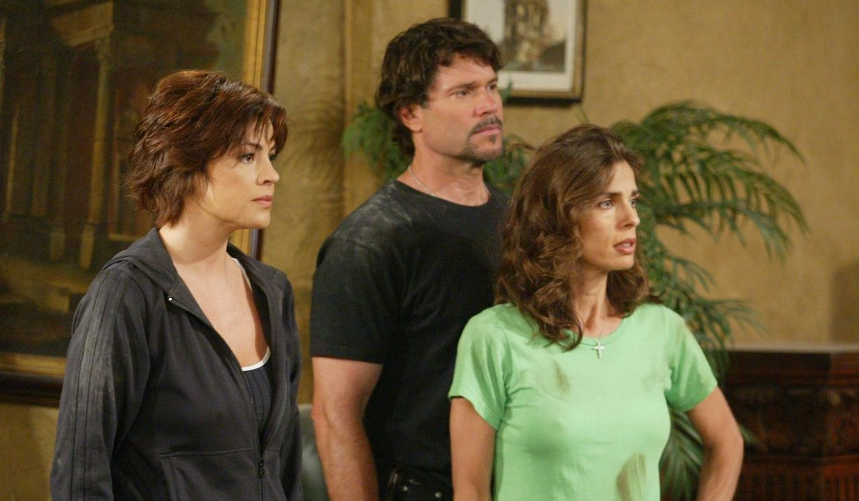Bo, Hope and Billie on Days of our Lives