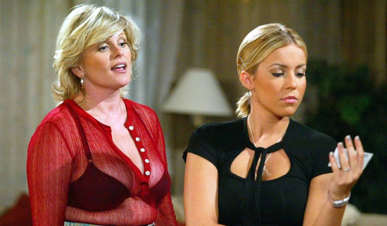 Bonnie takes the rap for Mimi on Days of our Lives
