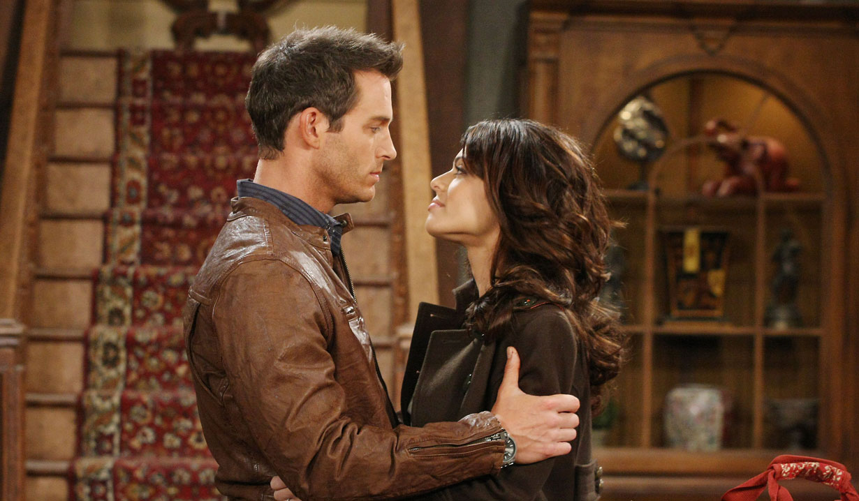 Brady and Arianna Hernandez romance on Days of our Lives