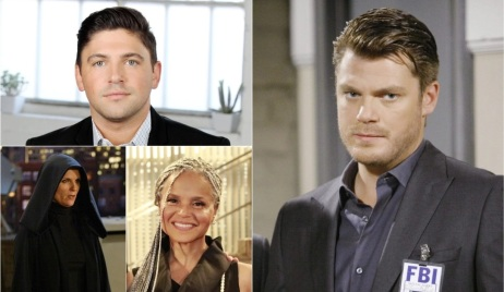 Y&R characters we miss collage