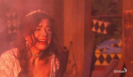 ciara sobs at wedding days