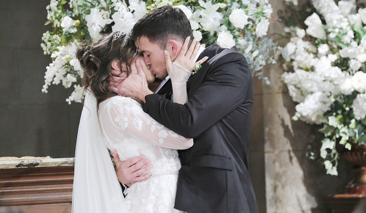 Victoria Konefal, Robert Scott Wilson cin married days