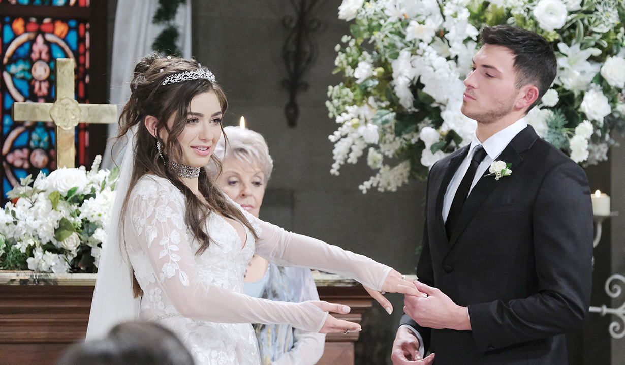 Victoria Konefal, Robert Scott Wilson cin wedding days