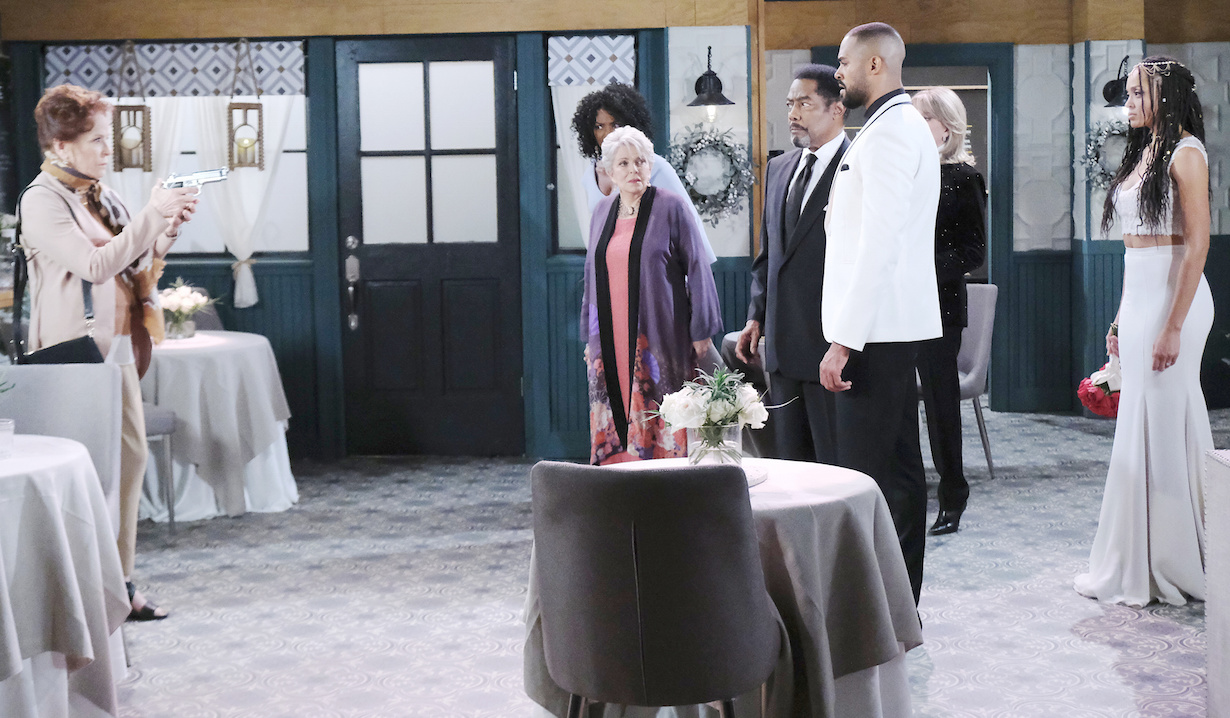 best-worst-soap-operas-first-six-months-2020 days elani wedding