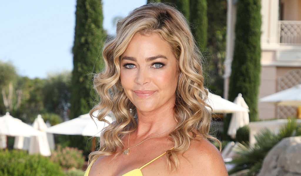 Denise Richards Photo Shoot during the 59th Monte Carlo TV Festival on June 16, 2019 in Monte Carlo, Monaco at Monte Carlo B&B