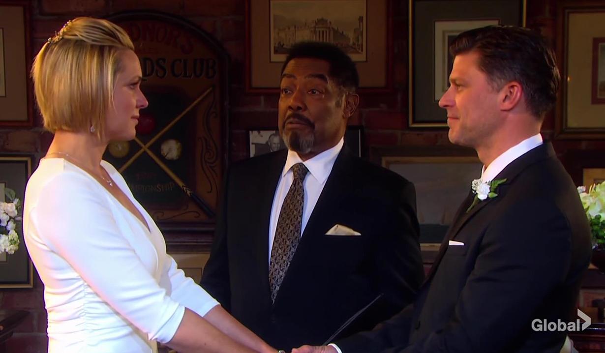 Eric brady marries Nicole walker DOOL