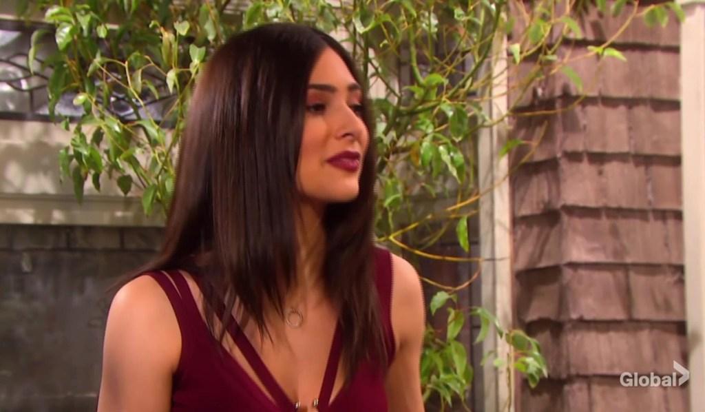 gabi tells jake about vivian days