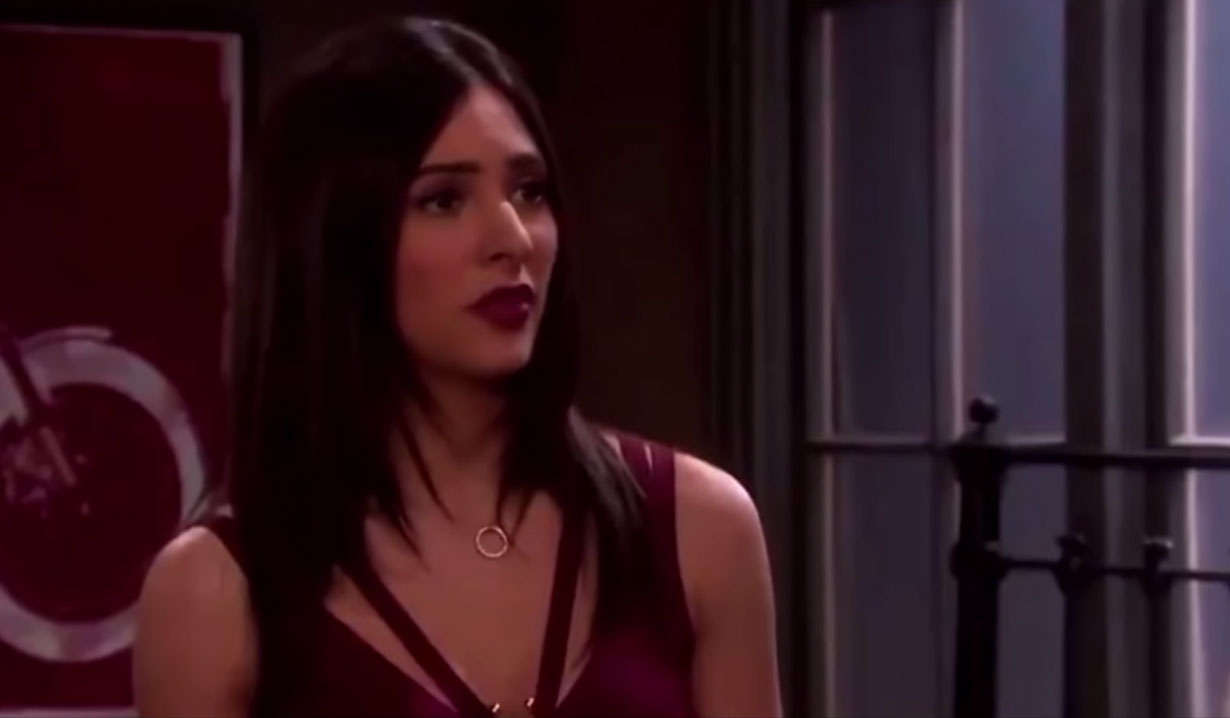 Gabi Hernandez claims Vivian Alamain is dead on Days of our Lives