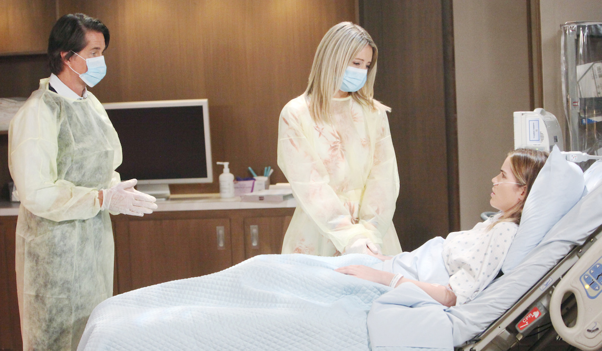 general hospital coronavirus storyline cure finn