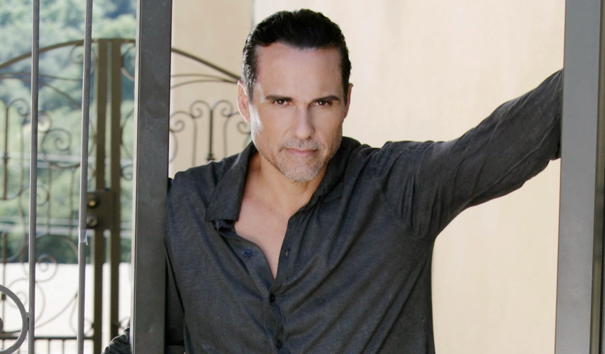 maurice benard general hospital see through shirt photo