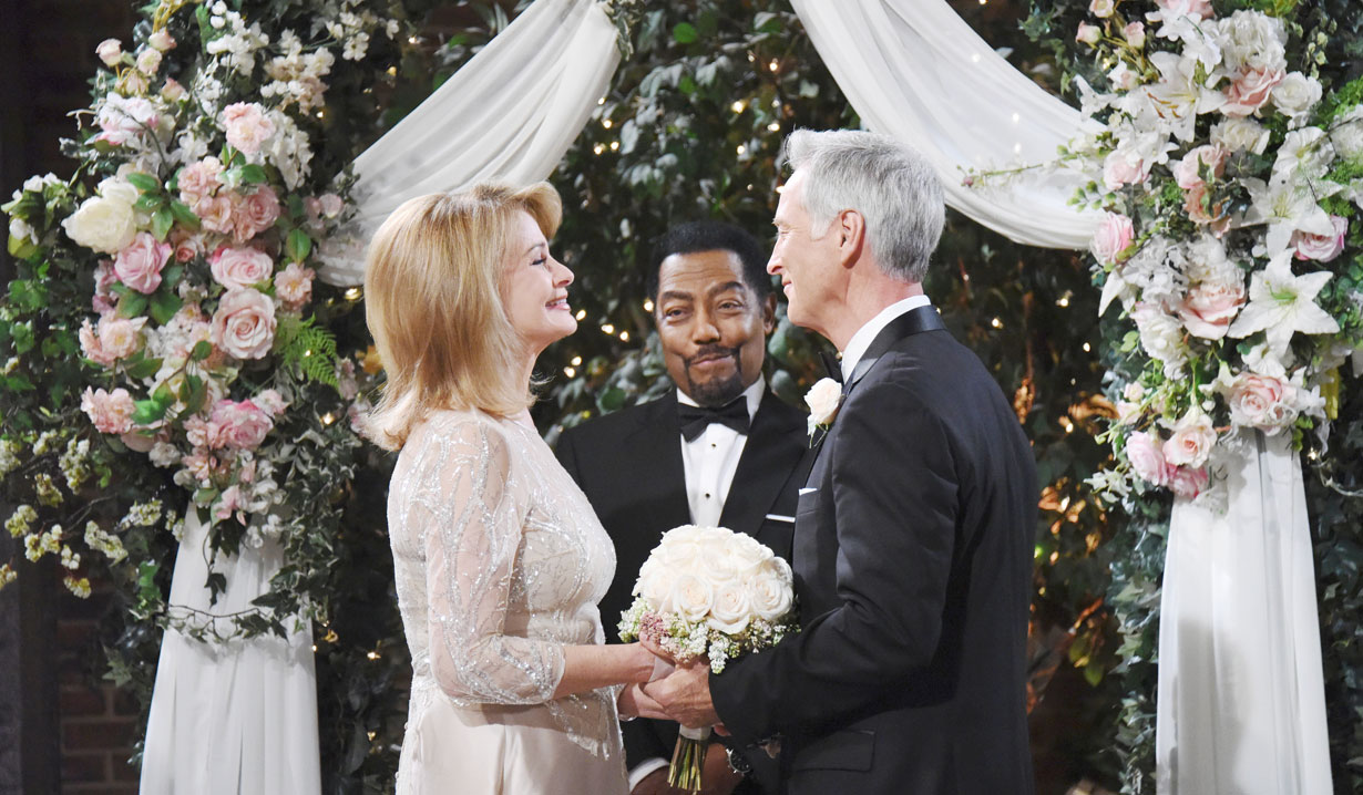 John and Marlena's most recent wedding