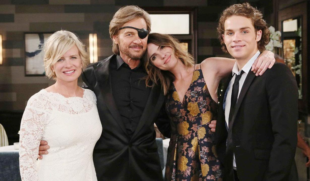 Steve, Kayla and their family