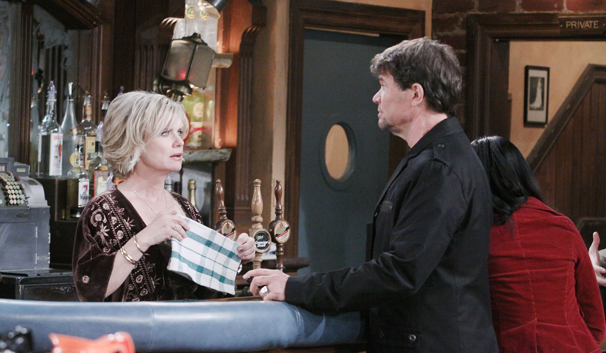 Mary Beth Evans, Peter Reckell days