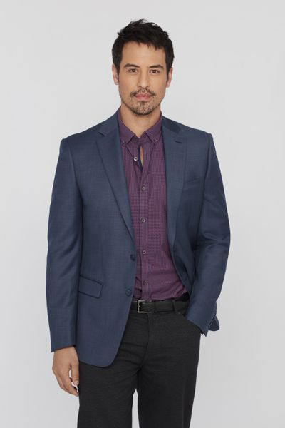 Marcus Coloma as Nikolas Cassadine on General Hospital