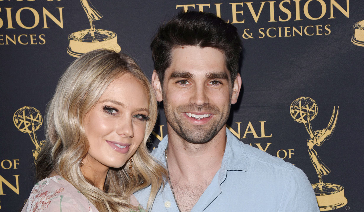 Melissa Ordway and Justin Gaston Days YR