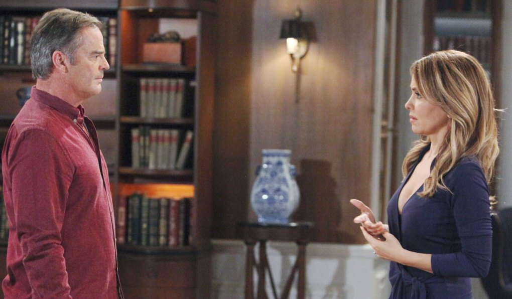 olivia and ned argue GH