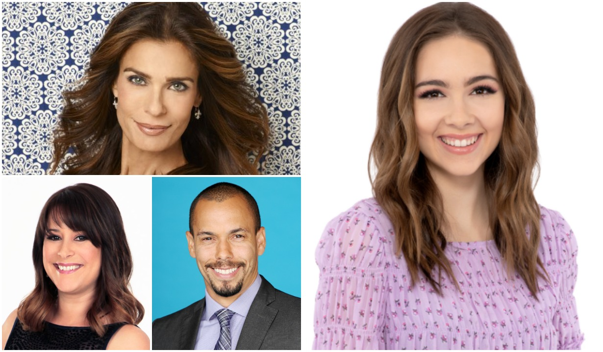 GH actress' B-Day & Stars Who Grew Up on Soaps