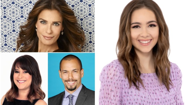 soap stars who grew up on screen