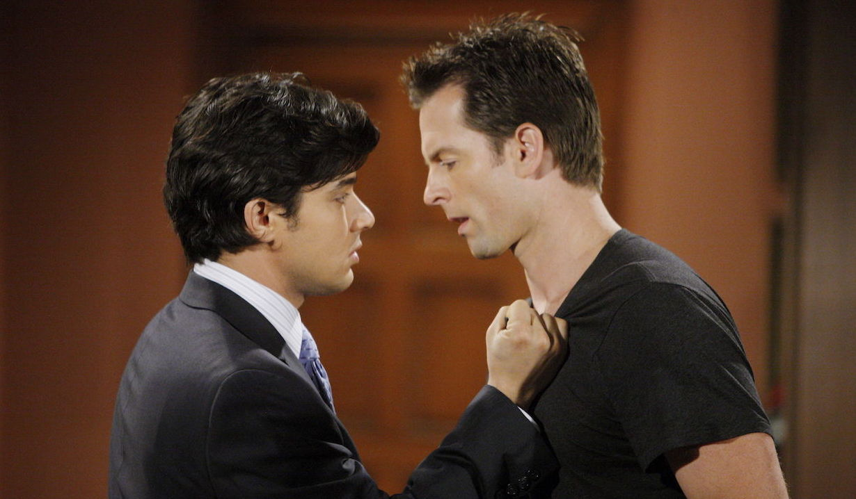 Rafe Torres and Adam Newman forgotten relationship Young and Restless