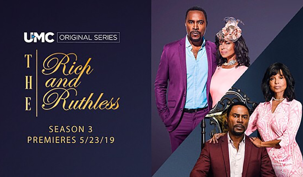 rich and the ruthless victoria rowell Y&R