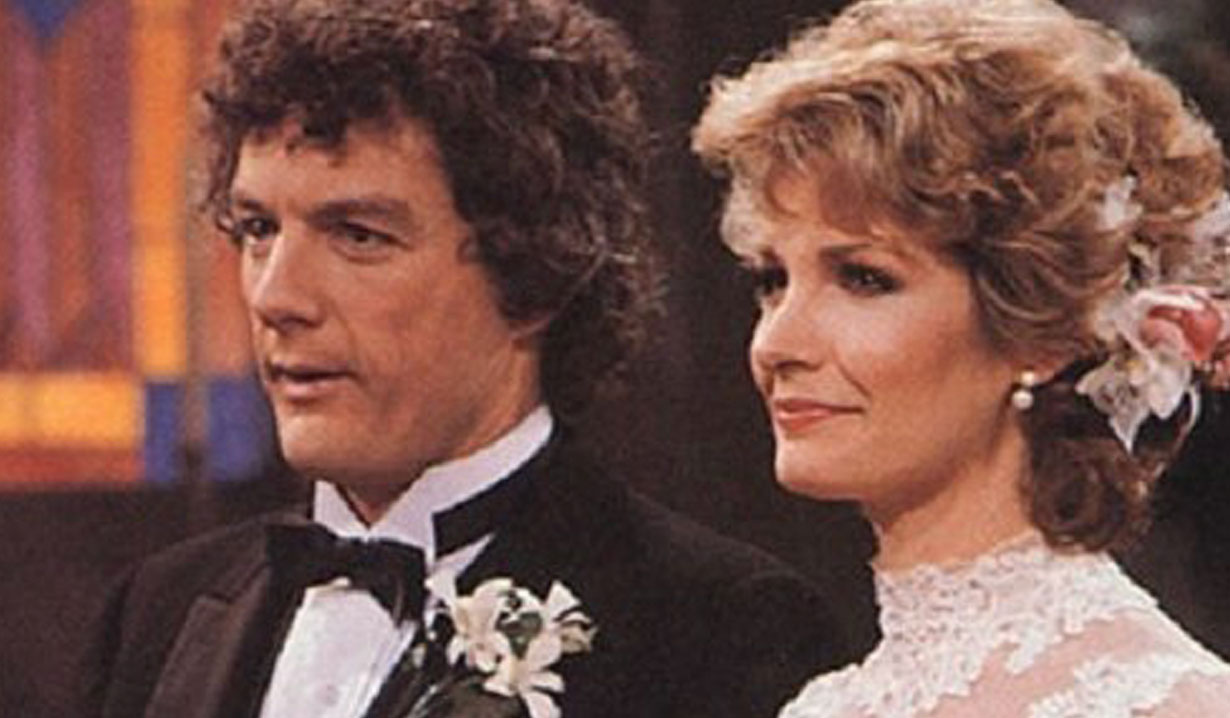 Roman and Marlena's wedding Days