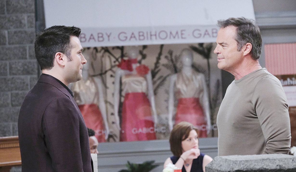 """Freddie Smith, Wally Kurth """"Days of our Lives"""""""