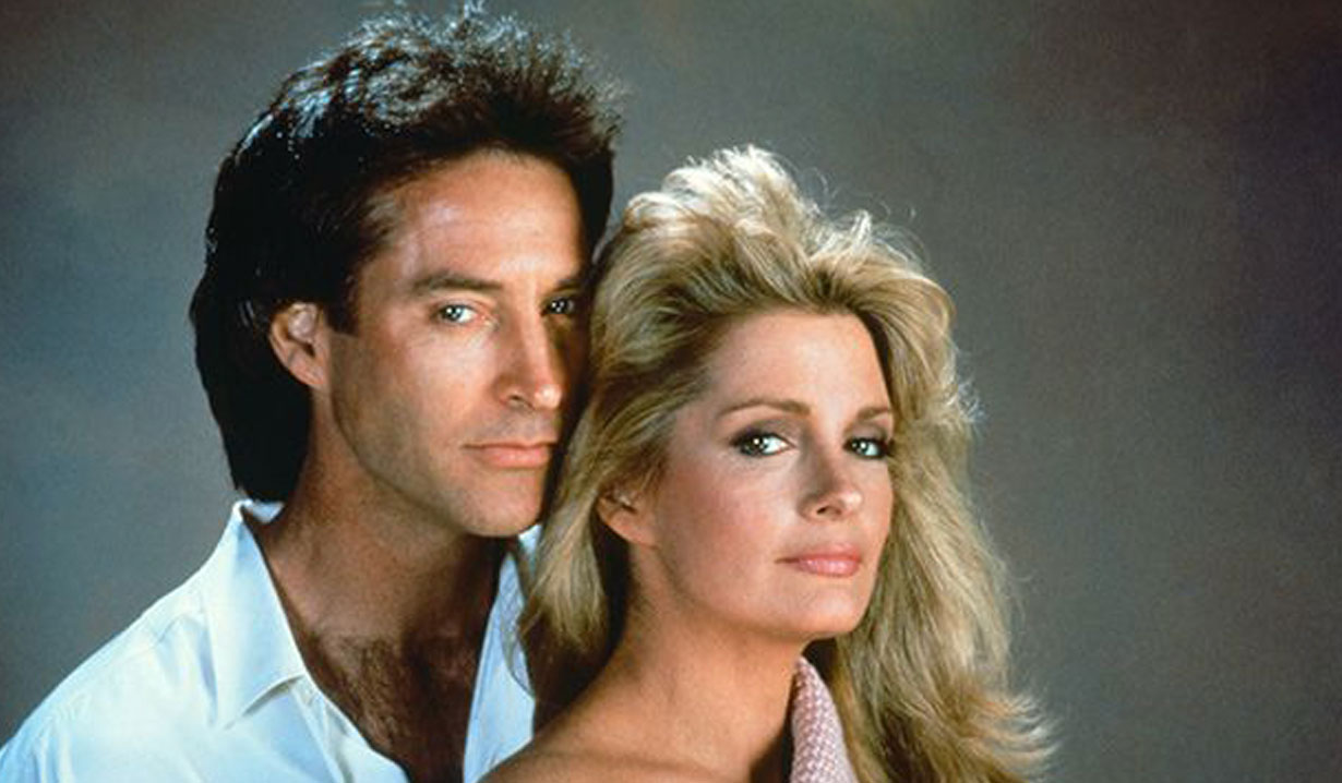 Marlena and John the Pawn on Days
