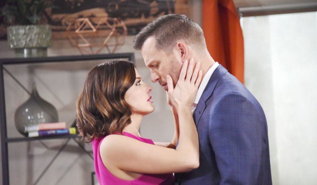 Theresa and Brady on Days of Our Lives