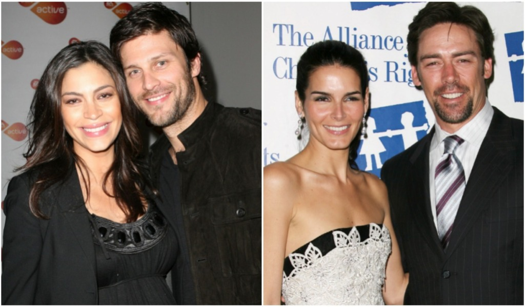 days of our lives greg vaughan wife angie harmon jason sehorn