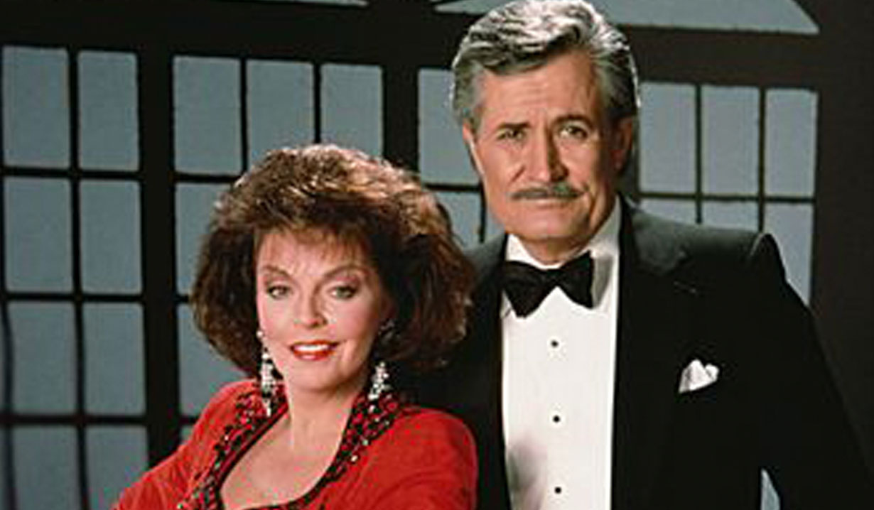 Victor and Julie's romance on Days of our Lives