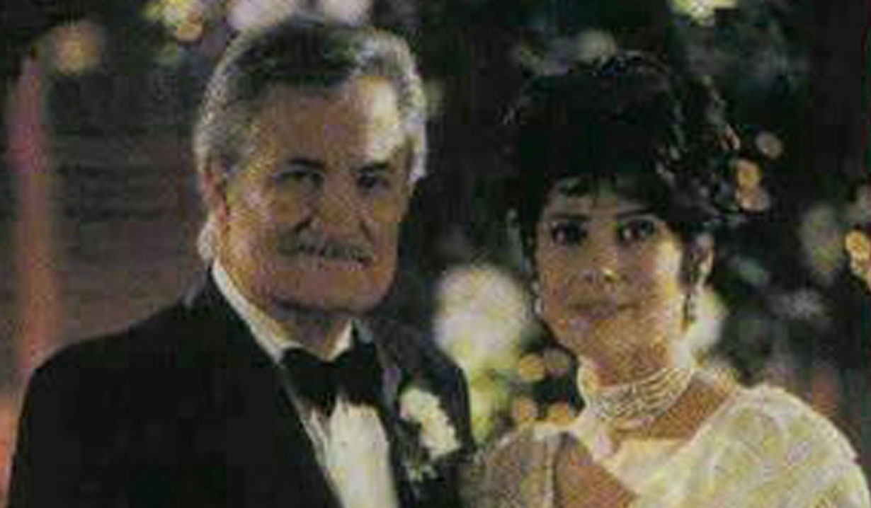 Victor and Kate married on Days of our Lives