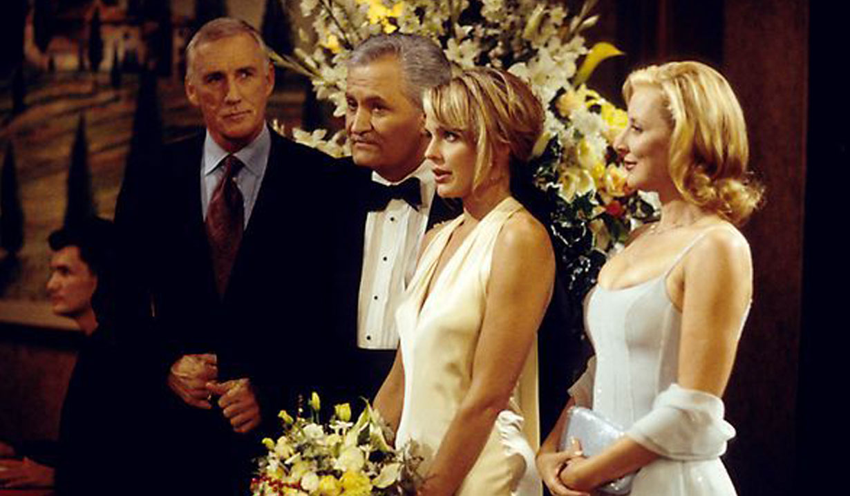Nicole and Victor's wedding on Days of our Lives