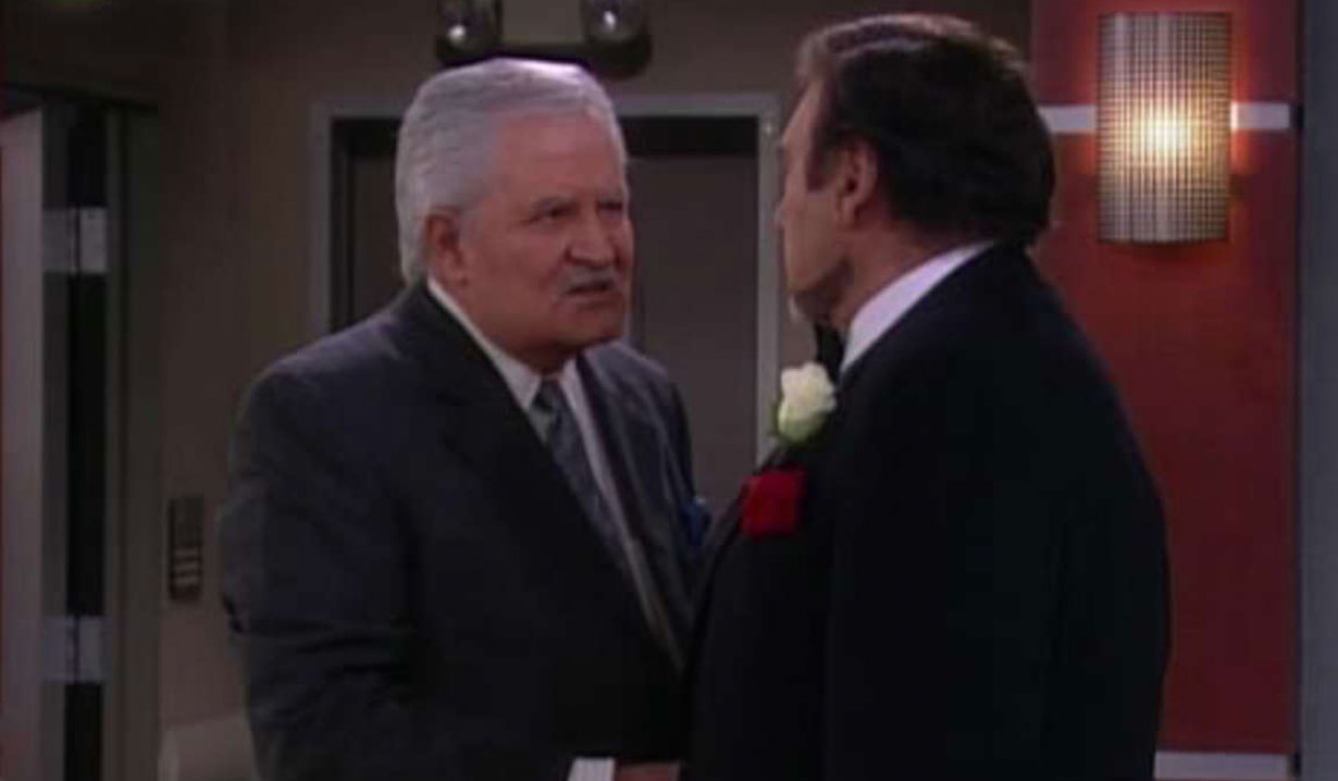 Victor vs Stefano on Days of our Lives
