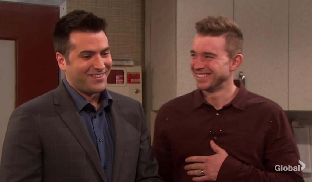 will and sonny adopting allie baby days